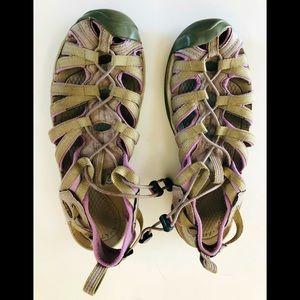 Keen Women's Size 10 Sandals, GUC
